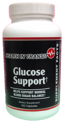 Glucose Support - 120 Capsules (40 day supply)