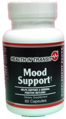 Mood Support - 60 Capsules (30 day supply)