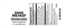 Sinus Breakup - 1 fl. oz.