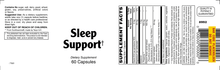 Sleep Support- 60 Capsules (60 day supply)