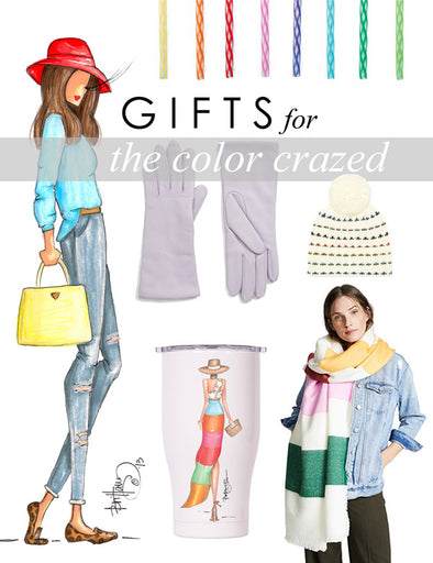 Brittany Fuson, 2019 gift guide, gift guide, holiday shopping, pop of color, tumblers