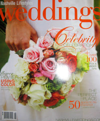 Brittany Fuson Featured on Nashville Lifestyles Weddings