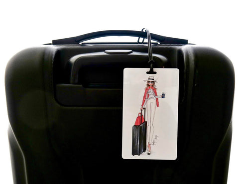 fall collection, new arrivals, Brittany Fuson, luggage tags