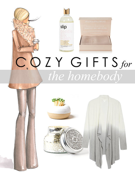 Brittany Fuson, 2018 gift guide, gift guide, comfy gifts for the homebody