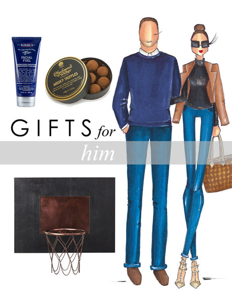 Brittany Fuson, gift guide, 2018 Gift Guide, gifts for him