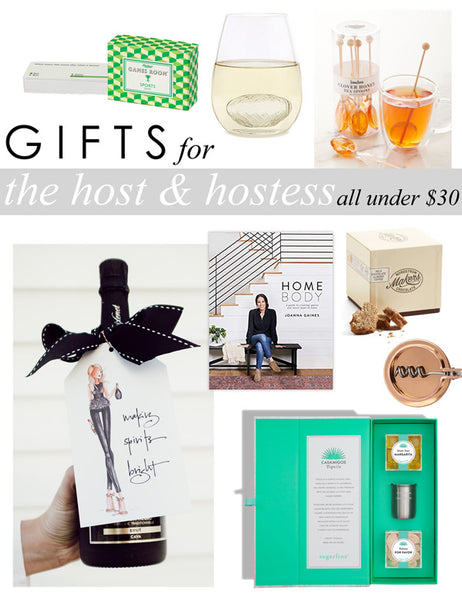 2018 gift guide, gift guide, Brittany Fuson, hostess gifts