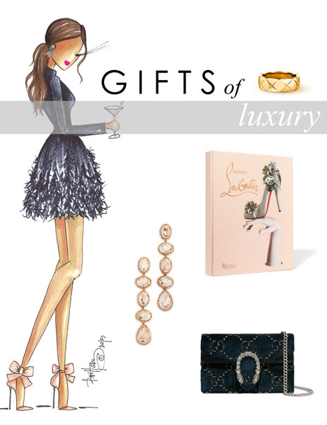 Brittany Fuson, 2018 gift guide, gift guide, luxury gifts