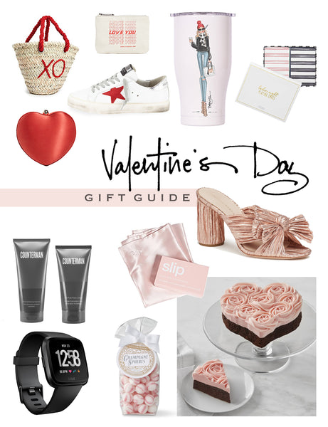 Brittany Fuson, fashion illustration, gift guide, Valentine's Day