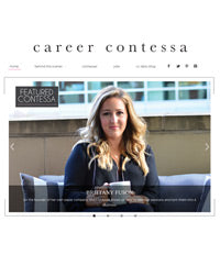 Brittany Fuson Featured on Career Contessa