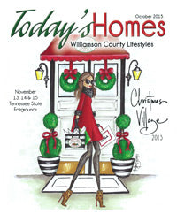 Brittany Fuson Featured on Today's Homes