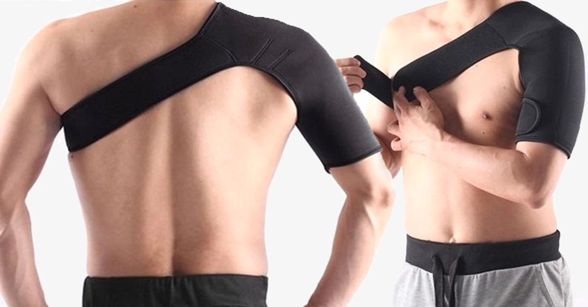 Lightweight Medical Shoulder Brace