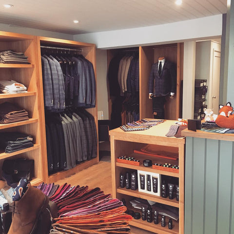 great prices good service exclusive shoes Our Story – Dapper Fox Menswear