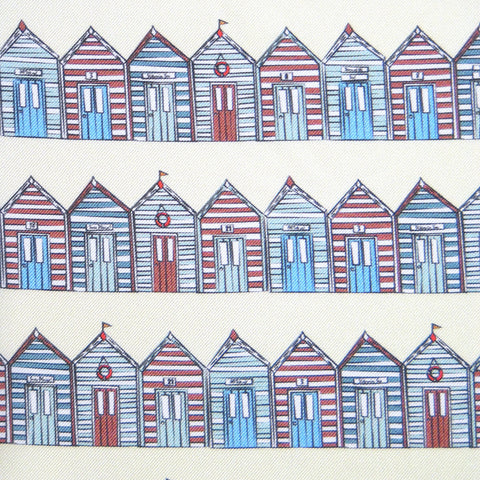 Southwold Beach Huts Silk