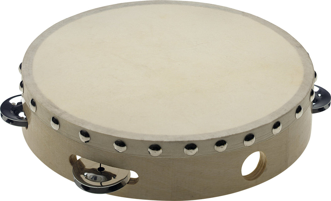 Stagg Tambourine STA1108 - Leigh Music Co