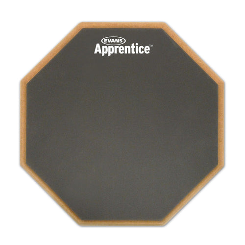 Evans RealFeel Apprentice Practice Pad (7in) - Leigh Music Co