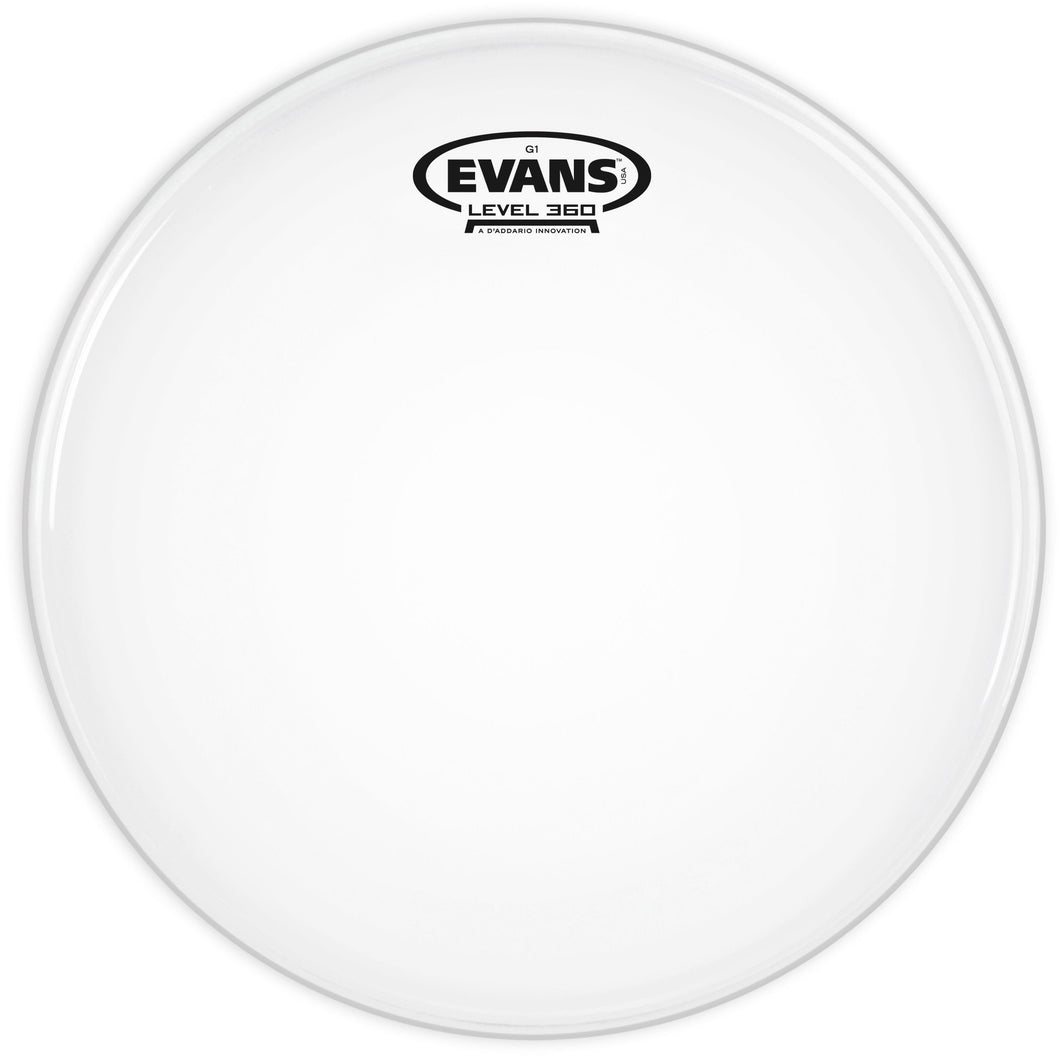 Evans Genera G1 Coated Drum Head (12in) - Leigh Music Co