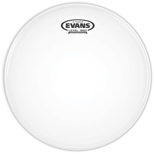 Evans Genera G1 Clear Bass Drum Head (20in) - Leigh Music Co