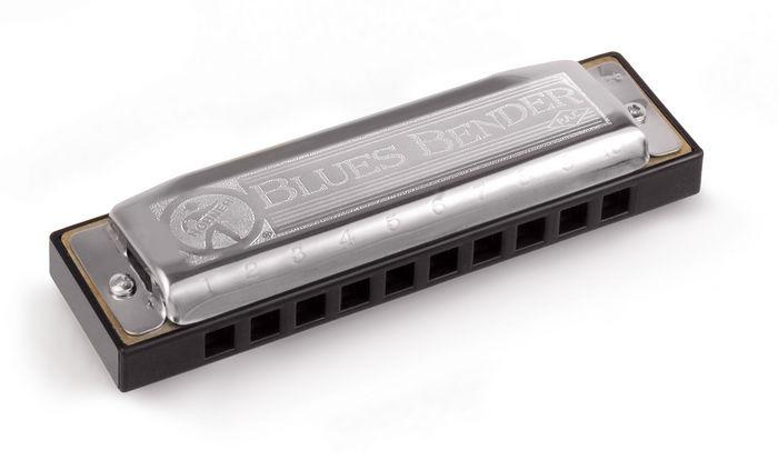 Hohner Blues Bender Harmonica - Leigh Music Co