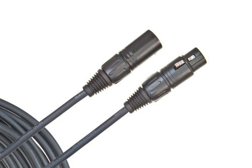 Planet Waves Classic Series XLR Microphone Cable 25ft - Leigh Music Co