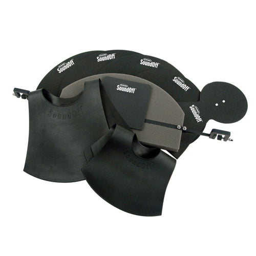 Evans SoundOff™ Drum Mutes - Leigh Music Co