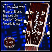 Tanglewood Coated Acoustic Guitar Strings - Leigh Music Co