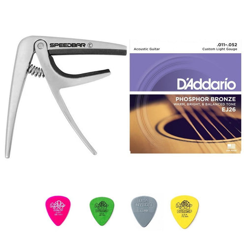 Acoustic Guitar accessory pack