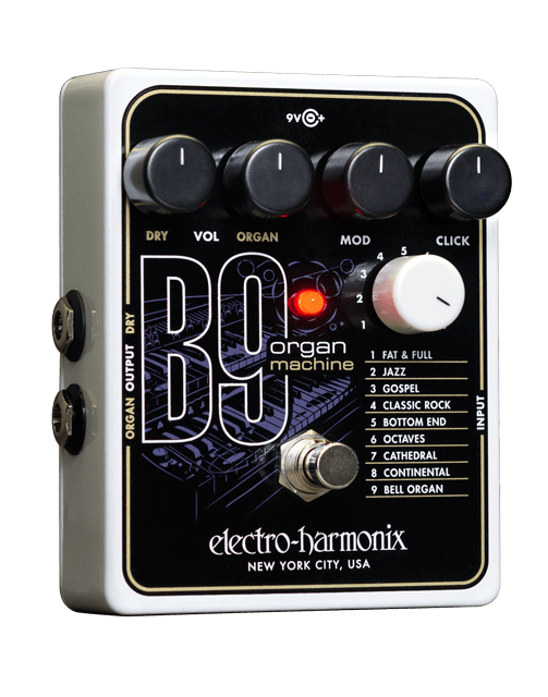 Electro-Harmonix B9 Organ Machine - Leigh Music Co