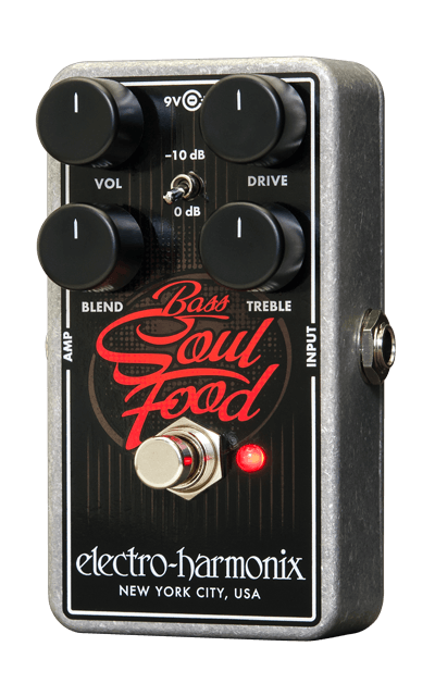 Electro-Harmonix Bass Soul Food - Leigh Music Co