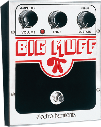 Electro-Harmonix Big Muff Pi - Leigh Music Co