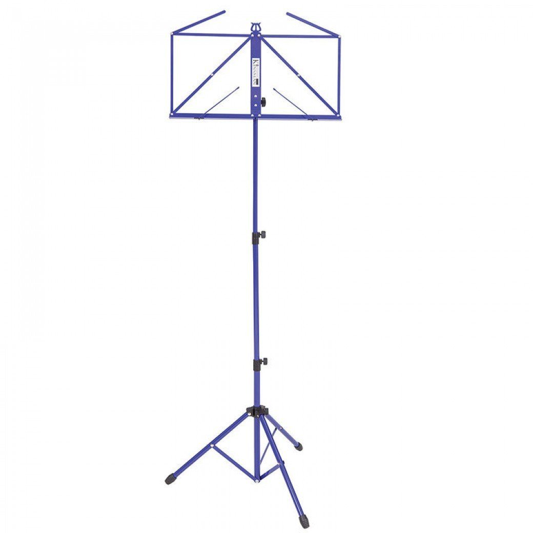 Kinsman Deluxe Music Stand with Bag - Leigh Music Co