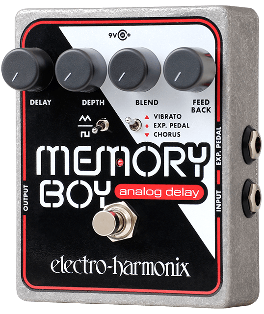 Electro-Harmonix Memory Boy - Leigh Music Co