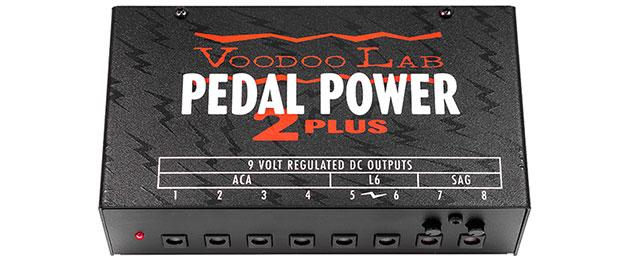 Voodoo Lab Pedal Power 2 Plus - Leigh Music Co