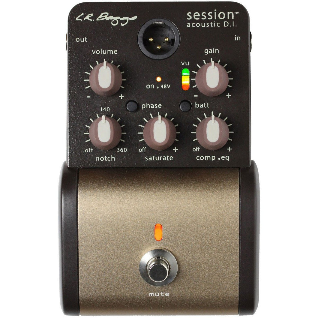 L.R. Baggs Session DI - Leigh Music Co