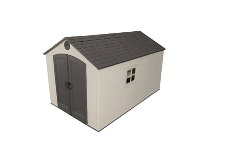 Outdoor Storage Shed (8' x 12.5')