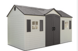 8x15 LIFETIME Side entry Shed