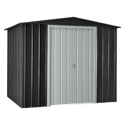 8 ft. W x 6 ft. D Metal Storage Shed