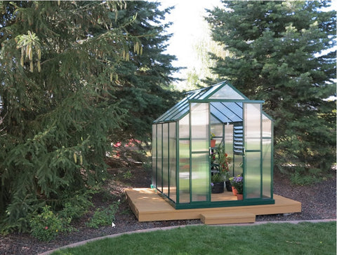 Grandio Green House Element 6X4-6X12