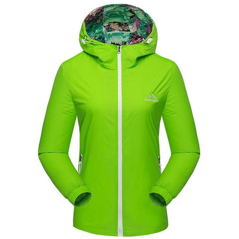 Chaqueta Impermeable Deportiva