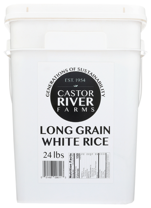 Long Grain White Rice - Bucket