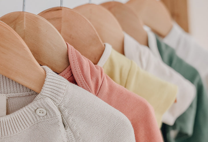 Organic baby clothes and sustainable baby clothes
