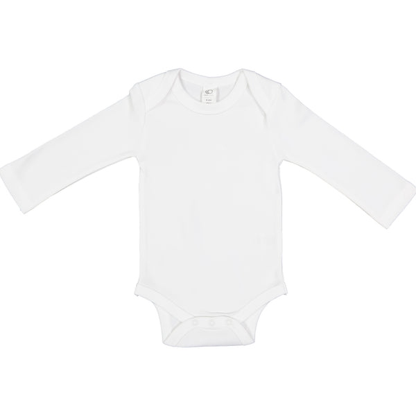 Loved Again Classic Long Sleeve Bodysuit