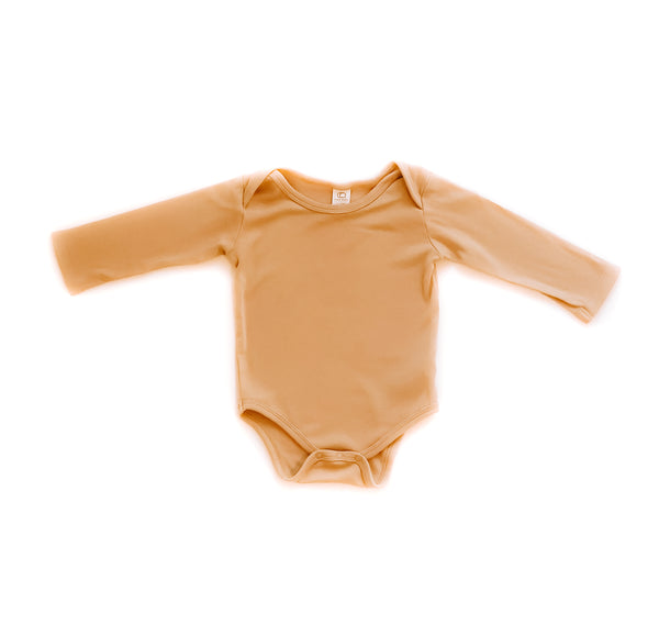 Classic Long Sleeve Bodysuit