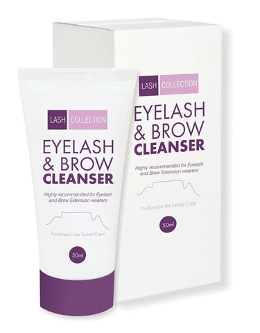 lash brow cleanser