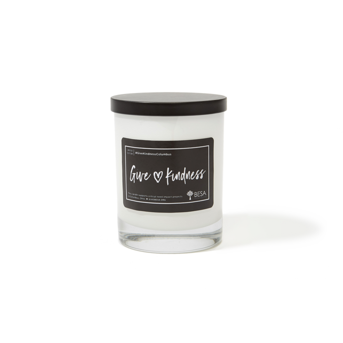 Handcrafted Kindness Candle