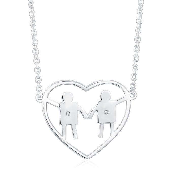 heart-necklace-celebrate-family-2-children-mothers-day-gift-mom