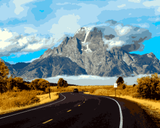 Amazing Places (197) - Grand Teton National Park, Wyoming - Van-Go Paint-By-Number Kit
