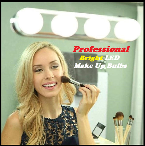 Professional Bright LED Make Up Bulbs