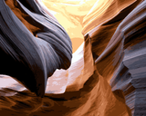 Amazing Places (23) - Antelope Canyon, Arizona - Van-Go Paint-By-Number Kit