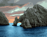 Amazing Places (584) - Cabo San Lucas, Mexico - Van-Go Paint-By-Number Kit