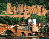 European Castles (65) - Heidelberg Palace, Germany - Van-Go Paint-By-Number Kit